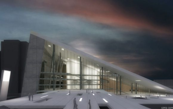 İzmir Opera House Competition Project