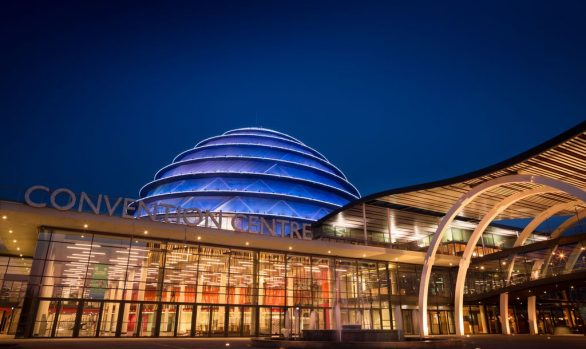 Ruanda Kigali Kongre Merkezi ve Radisson Blu Otel