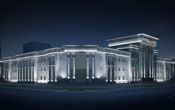 Türkmenistan Sınır Koruma Bakanlığı