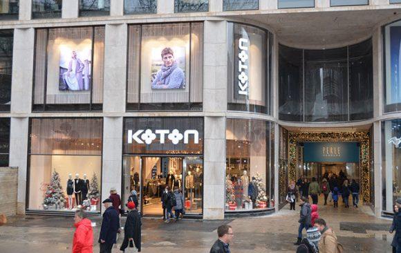 Koton Hamburg Shop