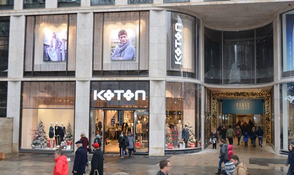Koton Hamburg Shop
